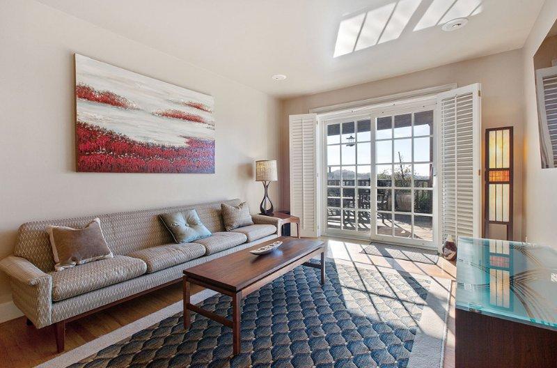 Furnished 2-Bedroom Condo at Turk St & Parker Ave San Francisco - Image 1 - San Francisco - rentals