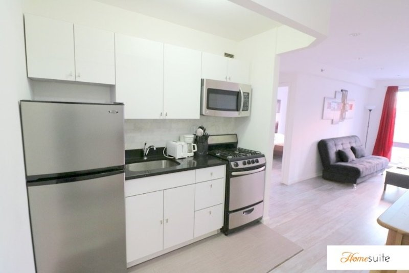 Bright and Modern New York Apartment With 1 Bedroom - Image 1 - Weehawken - rentals