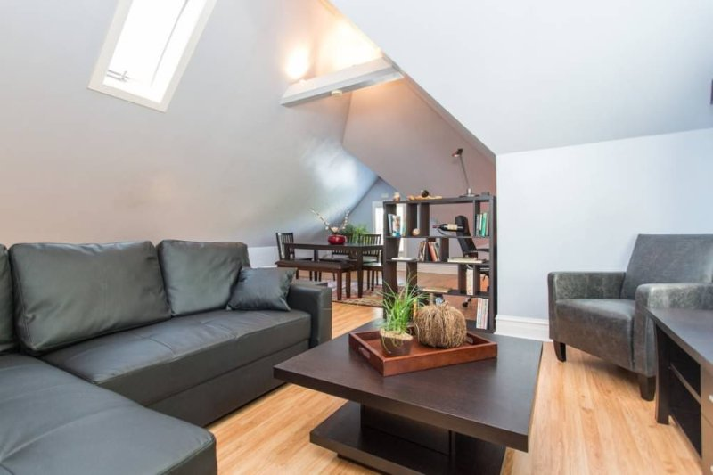 Furnished 1-Bedroom Loft at W Schubert Ave & N Monticello Ave Chicago - Image 1 - Chicago - rentals