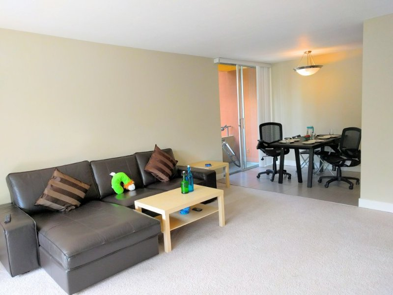 Furnished 2-Bedroom Apartment at Continental Cir & Dale Ave Mountain View - Image 1 - Mountain View - rentals
