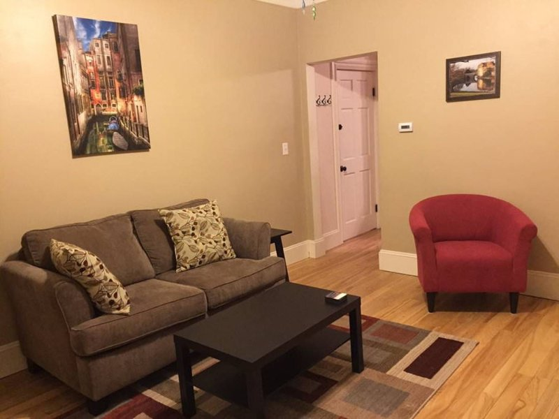 Furnished 1-Bedroom Condo at Dorchester St & W 3rd St Boston - Image 1 - Boston - rentals