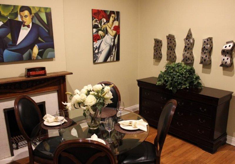 Furnished 2-Bedroom Apartment at N Lake Shore Dr & E Cedar St Chicago - Image 1 - Chicago - rentals