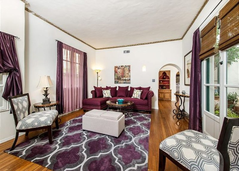 Furnished 1-Bedroom Apartment at Highland Ave & Franklin Ave Los Angeles - Image 1 - Los Angeles - rentals