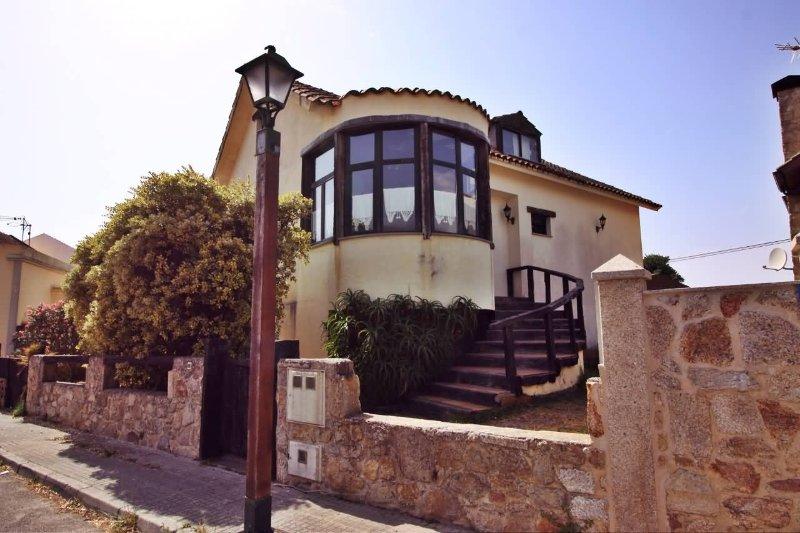 Breathtaking house near the impressive Corrubedo Dunes - Image 1 - Serans - rentals