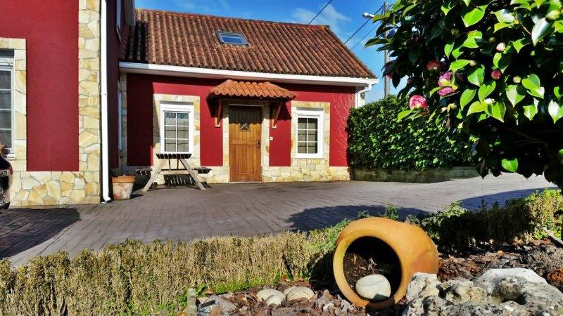 Cozy holiday home in a lovely environment near Coruña - Image 1 - Oleiros - rentals