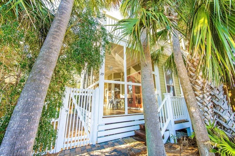 Going Coastal: 3Bdrm, Sleeps 12, Steps To Beach! - Image 1 - Seacrest - rentals