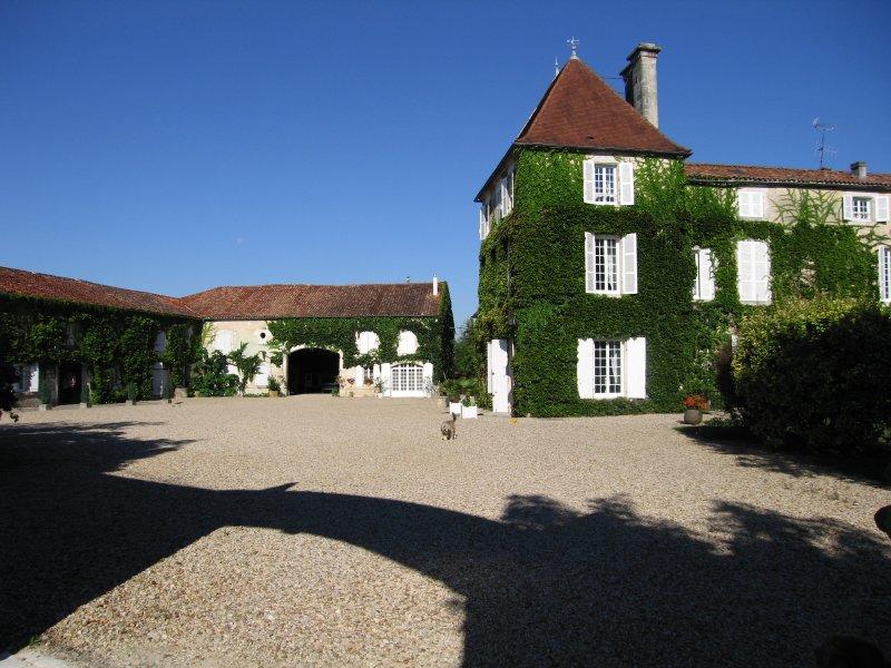 Le Logis - Logis de Guitres - Jarnac - rentals