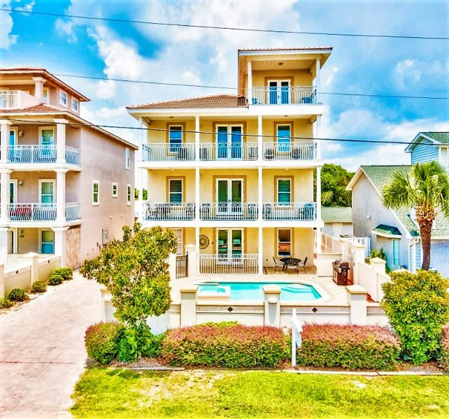 20% OFF 3/4 - 3/11 Aurora: Pool, Near Beach! - Image 1 - Destin - rentals