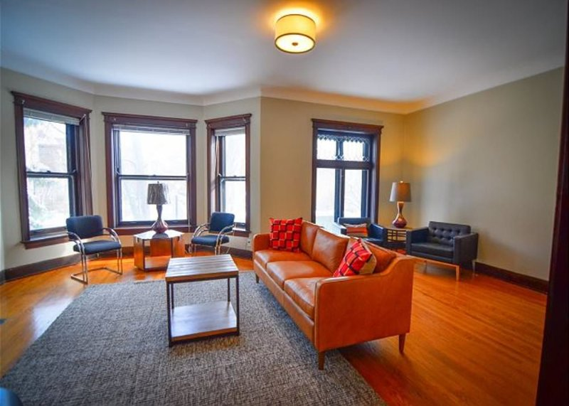 Furnished 3-Bedroom Apartment at N Orchard St & W Deming Pl Chicago - Image 1 - Chicago - rentals