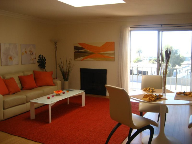 Furnished 1 Bedroom Apartment in Santa Monica - Image 1 - Santa Monica - rentals