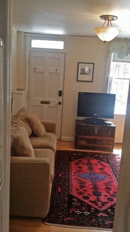 Furnished 1-Bedroom Apartment at A St NE & Millers Ct NE Washington - Image 1 - Washington DC - rentals