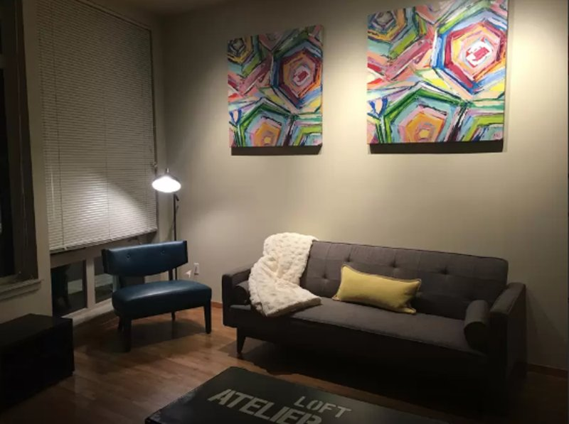 Furnished 1-Bedroom Apartment at Marion St & 8th Ave Seattle - Image 1 - Seattle - rentals