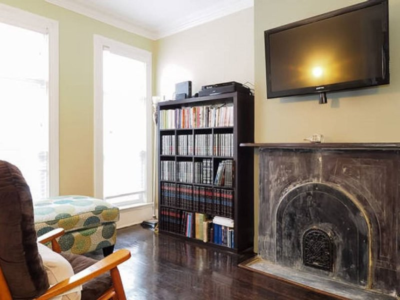 Furnished 2-Bedroom Home at N Schroeder St & Bennett Pl Baltimore - Image 1 - Baltimore - rentals