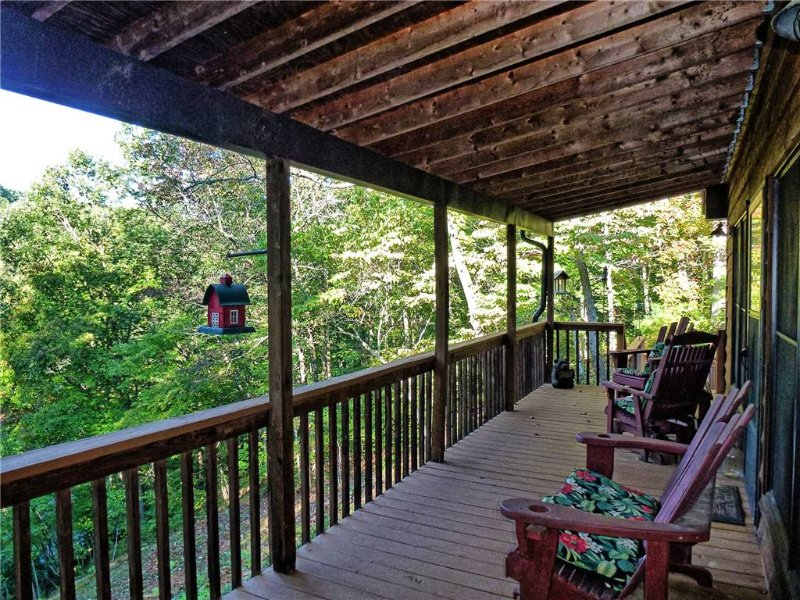 Jenny's Cabin - Image 1 - Bryson City - rentals