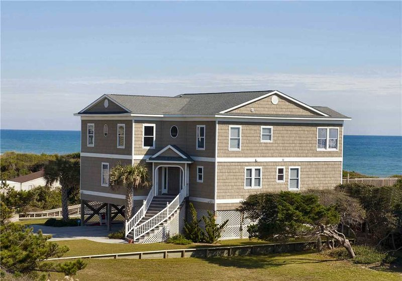 A Gritty Palace - Image 1 - Pine Knoll Shores - rentals