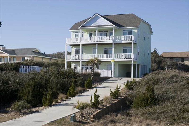 A Tropical Dream - Image 1 - Emerald Isle - rentals