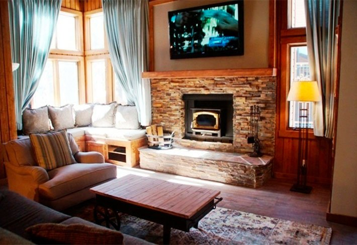 Luxury Escape at Mountainback (Walk to the lifts) - Listing #216 - Image 1 - Mammoth Lakes - rentals