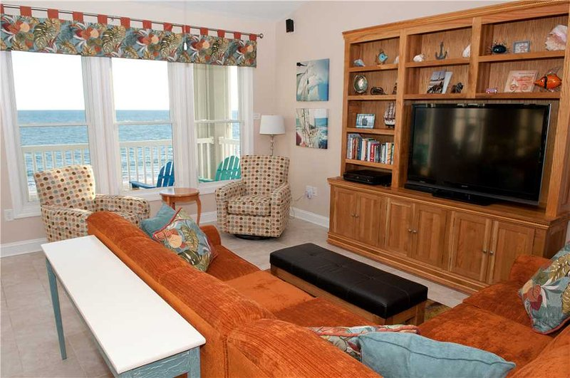 Ocean Club A-303 - Image 1 - Indian Beach - rentals