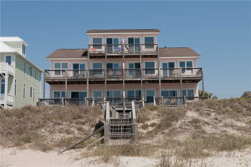 Ocean Watch West - Image 1 - Emerald Isle - rentals