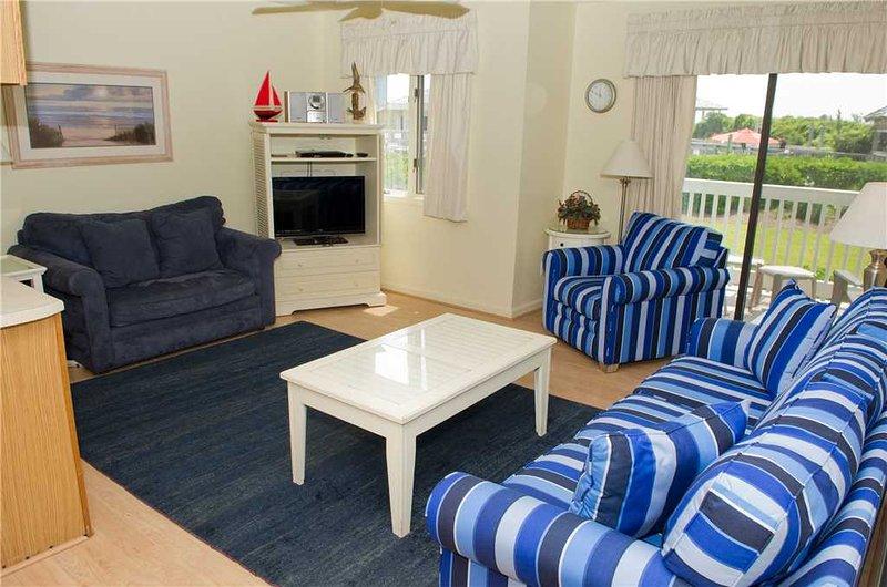 Pebble Beach A103 - Image 1 - Emerald Isle - rentals
