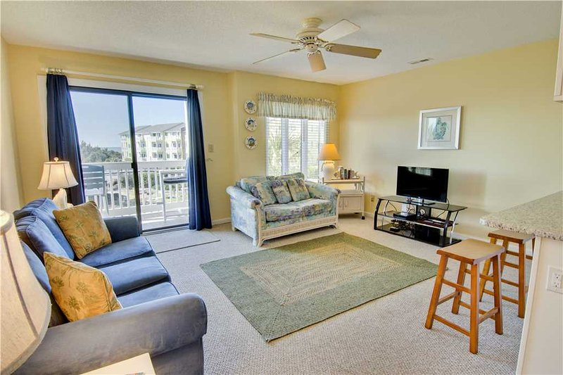 Pebble Beach D206 - Image 1 - Emerald Isle - rentals