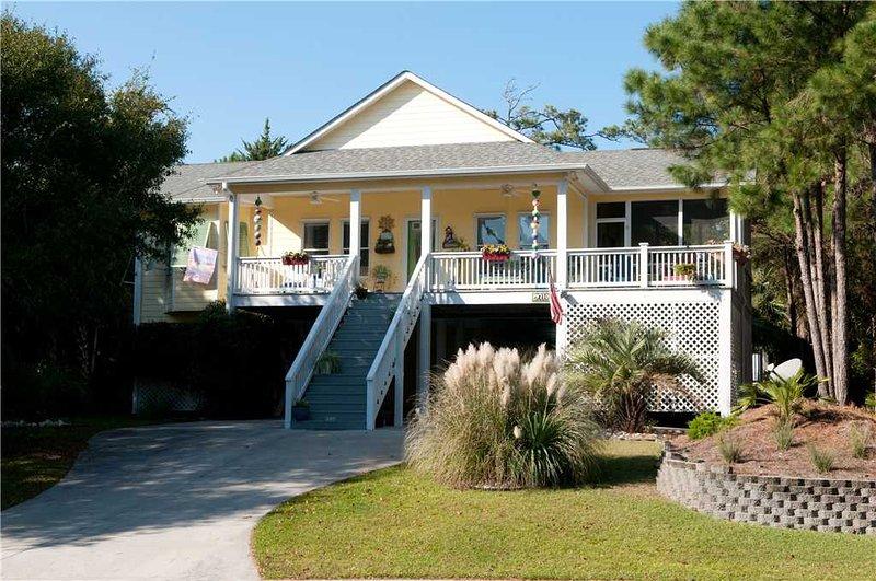 Poseidon Cottage - Image 1 - Emerald Isle - rentals
