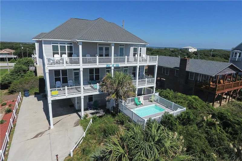 Sea It All - Image 1 - Emerald Isle - rentals