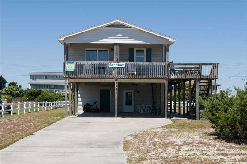 Sand Box - Image 1 - Emerald Isle - rentals