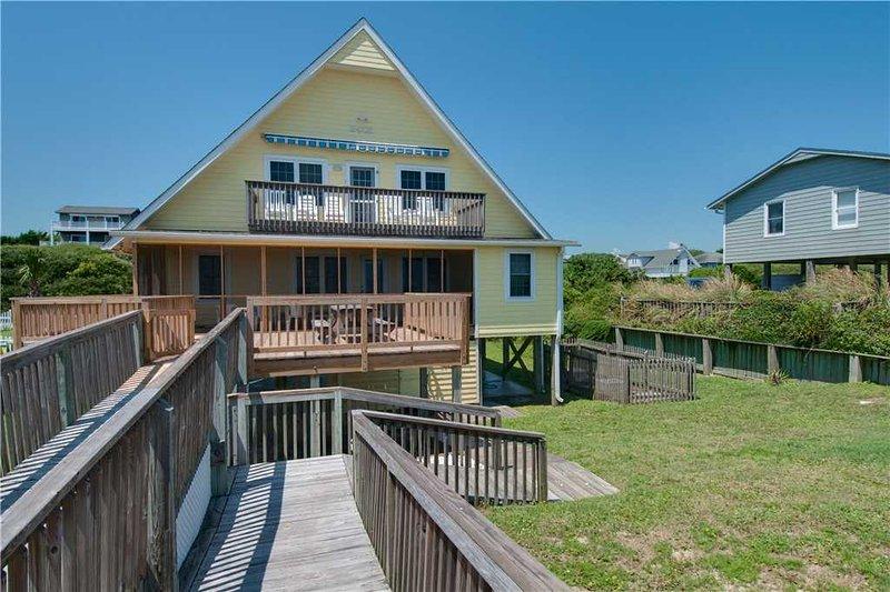 Sandy Lane Cottage - Image 1 - Emerald Isle - rentals