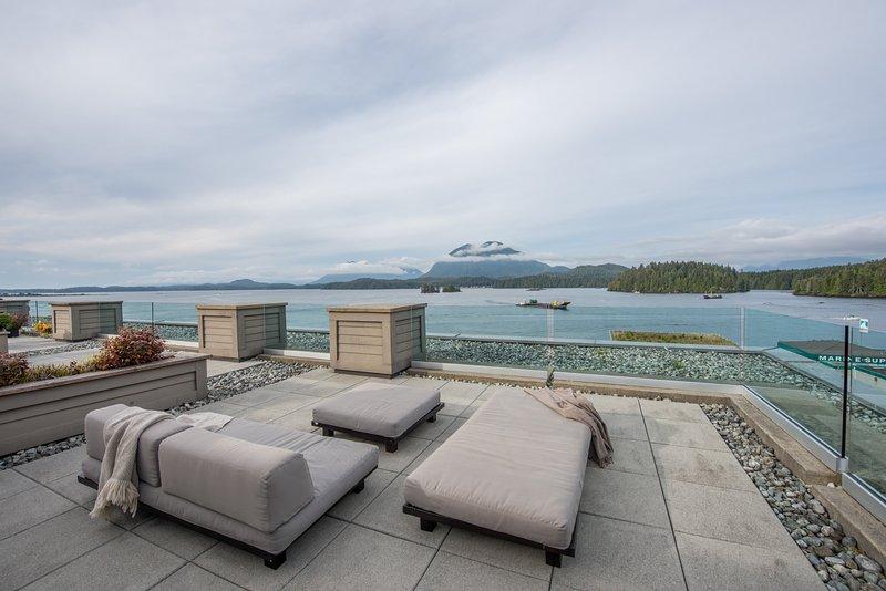 Unique Tofino Penthouse Stunning Views! - Image 1 - Tofino - rentals