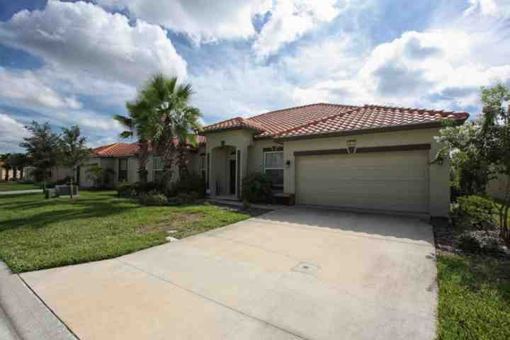 Ranch 4 bed 3 bath pool home - 4072 Solterra - Davenport - rentals