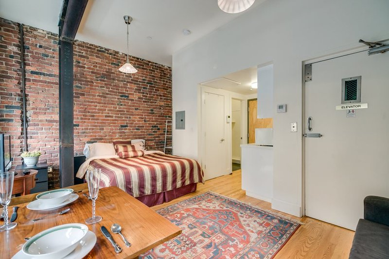 COZY AND FURNISHED STUDIO APARTMENT IN SAN FRANCISCO - Image 1 - San Francisco Bay Area - rentals