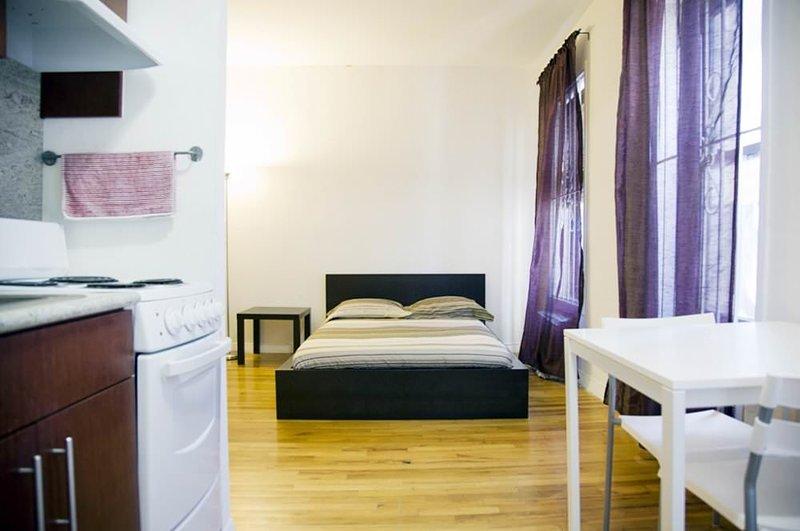 Bright and Wonderful Studio Apartment in Upper East Side - Huge Studio - Image 1 - New York City - rentals