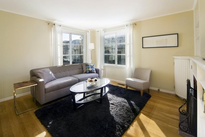 CHARMING AND CAPACIOUS 1 BED 1 BATH APARTMENT IN SAN FRANCISCO - Image 1 - San Francisco Bay Area - rentals