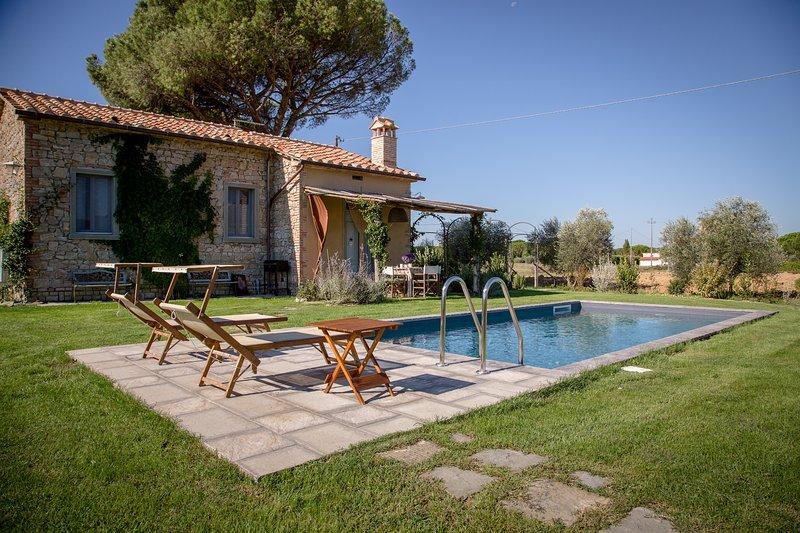 Il Nido a contemporary countrychic Villa with pool - Image 1 - Montecchio - rentals