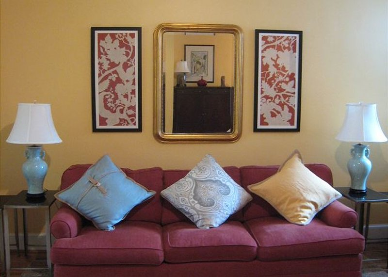 Sun-Filled 1 Bedroom, 1 Bathroom DuPont Circle Apartment - Back and Front Porch - Image 1 - Rosslyn - rentals