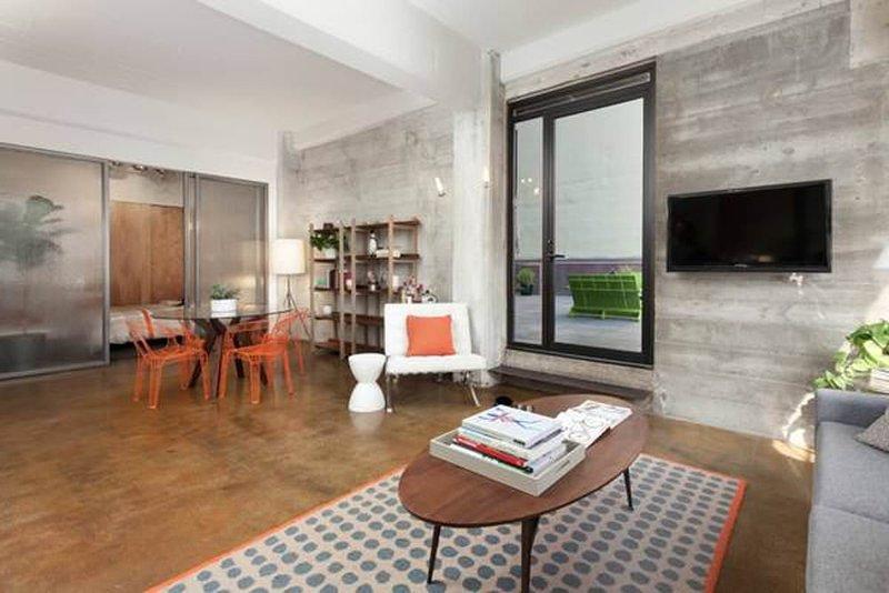 Furnished 2-Bedroom Condo at Jessie St & Mint St San Francisco - Image 1 - San Francisco - rentals