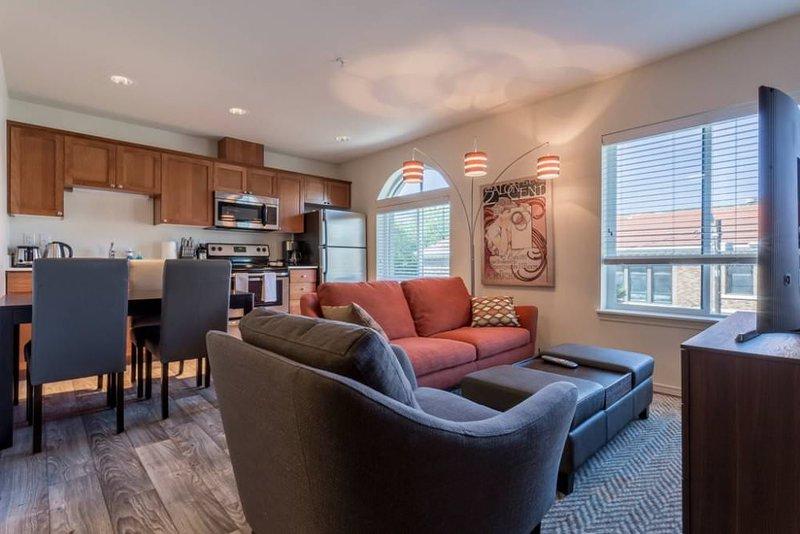 Modern Seattle Center Condo 2 - Image 1 - Seattle - rentals