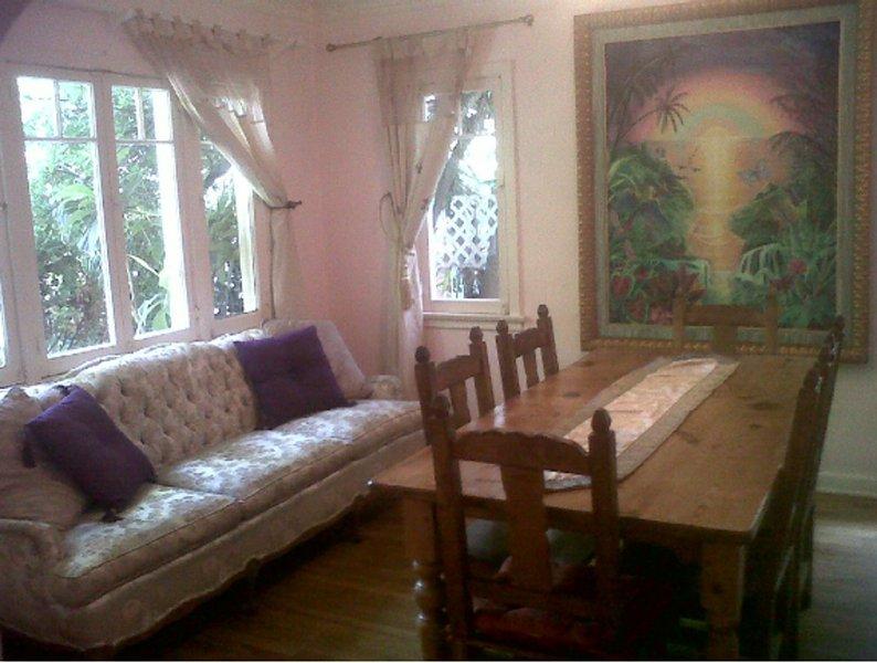 Furnished 4-Bedroom Home at Navy St & Highland Ave Santa Monica - Image 1 - Santa Monica - rentals