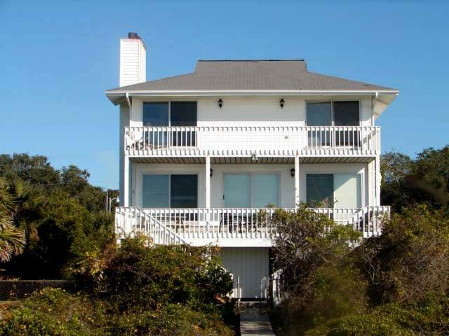 "3326 Palmetto Blvd. - ""The Amy Vann"" - Image 1 - Edisto Beach - rentals"