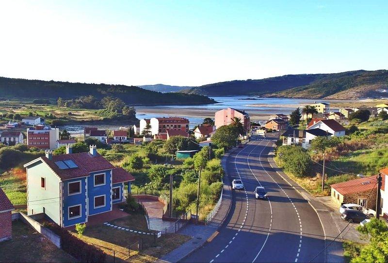 Luxurious new villa on Costa da Morte - Image 1 - Cabana de Bergantinos - rentals