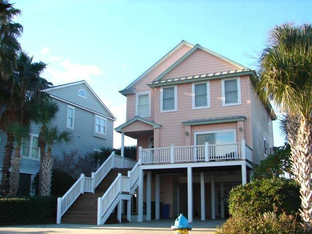 "3804B Scott Creek Dr - ""Creekin'"" - Image 1 - Edisto Beach - rentals"