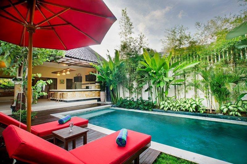 Ashira Villa By Bali Villas Rus-MIX TRADITIONAL & MODERN VILLA IN SEMINYAK - Image 1 - Kerobokan - rentals