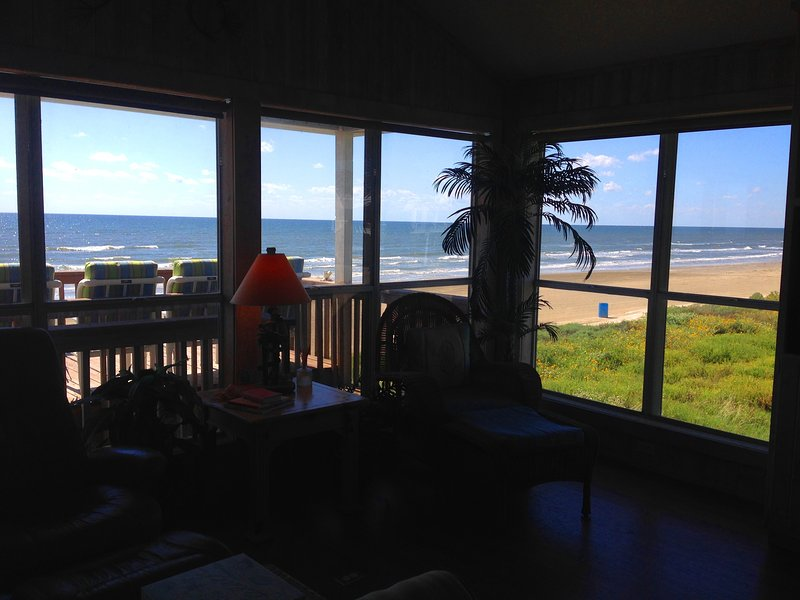 ISLAND GIRL-Beautiful Beachfront - Image 1 - Galveston - rentals