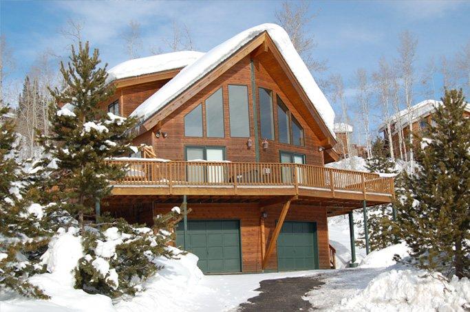 Tree Haus Chalet - Image 1 - Steamboat Springs - rentals