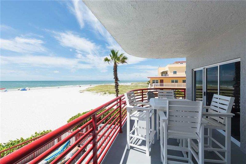 #102 Crimson Condos - Image 1 - Madeira Beach - rentals