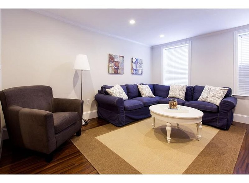 LIGHT-FILLED AND CHARMING 3 BEDROOM, 1.5 BATHROOM APARTMENT - Image 1 - Boston - rentals