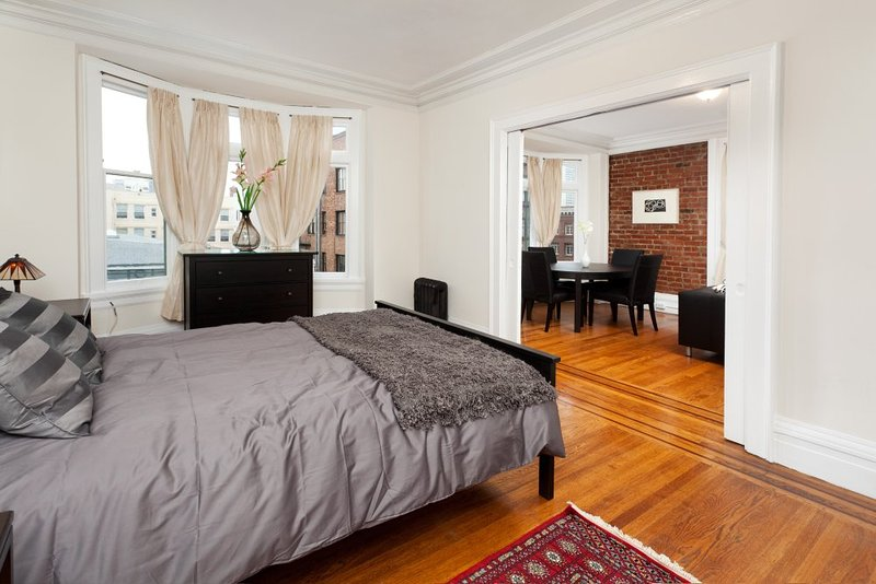 Furnished 1-Bedroom Apartment at Bush St & Leavenworth St San Francisco - Image 1 - Plymouth - rentals