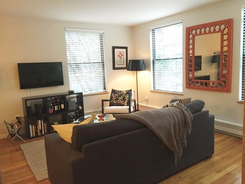 Furnished 1-Bedroom Apartment at E 6th St & Avenue A New York - Image 1 - New York City - rentals
