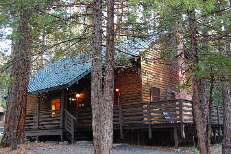 (34) Grandma's Cabin - (34) Grandma's Cabin - Wawona - rentals